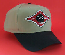 Texas & Pacific Railroad Embroidered Cap Hat #40-0069KB