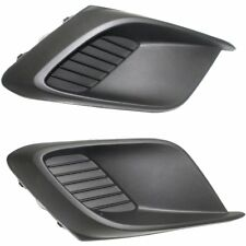 FITS FOR MAZDA 3 2014 2015 2016 FOG LAMP COVER RIGHT & LEFT PAIR SET