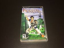 Kingdom of Paradise Playstation PSP Complete CIB