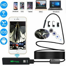 Wireless Endoscope, Inspection WIFI IP68 Waterproof 11.5FT HD, IOS, Android