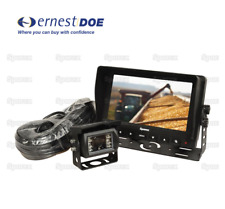 More details for sparex wired reversing camera system with 7″ lcd monitor & 1 camera 115175