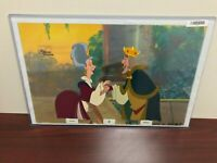 Swan Princess - Hand Painted Production Animation Cel - certified authentic