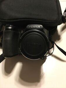 Fujifilm FinePix S Series S5700  Digital Camera - Silver/Black