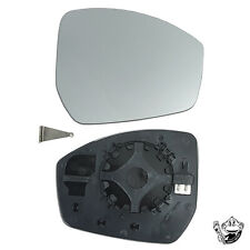 fits RANGE ROVER EVOQUE DRIVERS SIDE (RIGHT) WING MIRROR GLASS HEATED 2014-2018