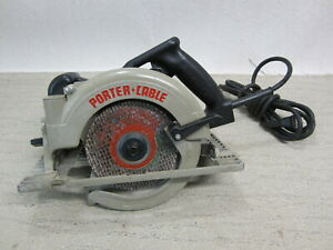 Porter Cable Model 743 Circular Saw