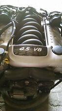 Motor PORSCHE CAYENNE S 4.5 L V8 M48 250 KW / 340 PS  71.000 KM mit Nachweis