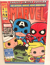 Funko POP! Tees Limited Edition Marvel 80 Years Avengers Size L T Shirt Target