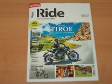 Ride NO.7 MOTORRAD UNTERWEGS