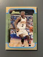 2003-04 Bowman Dwyane Wade Rookie Gold Miami Heat 🔥
