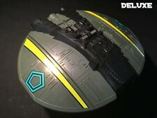 Cylon Raider 4 Decals Battlestar Galactica Mattel Custom