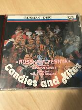 NEW SEALED Russkaya Pesnya Candies & Kites CD Russian Song Babkina