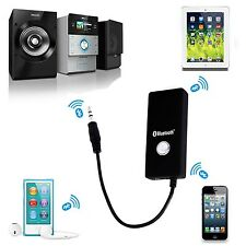 Bluetooth 3.5mm Audio Aux Adapter Wireless Music Car Stereo Hifi Dongle Receiver