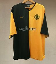 KAIZER CHIEFS SOUTH AFRICA 2001/2002 FOOTBALL SOCCER SHIRT JERSEY HOME NIKE