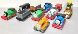 Thomas The Tank Engine Golden Bear 95 98 01 07 Vintage Toy Trains Bundle x 12
