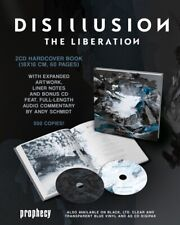 DISILLUSION - THE LIBERATION  2 CD NEW+