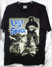 LOST IN SPACE TV SHOW CHARIOT CYCLOPS T SHIRT LARGE VINTAGE (1997) NEW W/