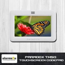 Paradox Interactive Touchscreen Keypad TM50 (Black)