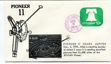 1974 Pioneer 11 Jupiter Jovian Planet Correi Paraguay Merritt Isla SPACE USA SAT