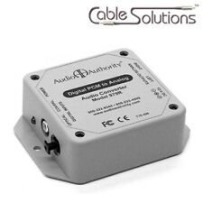 Audio Authority 979R Digital PCM to Analog Converter