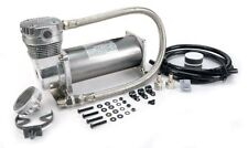 VIAIR 480C PEWTER AIR RIDE BAG SUSPENSION COMPRESSOR PUMP LOWRIDER TRAIN MINI