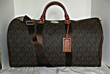 Michael Kors - Travel Duffle Bag - Brown