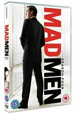 Mad Men: Season 4 DVD (2013) Jon Hamm with Slip Case Series 4