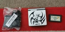 """Gameboy advance sp Console and Game """"tribal"""""""