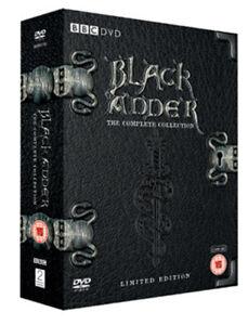 Blackadder: The Complete Collection DVD (2005) Rowan Atkinson cert 15 6 discs