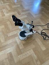 Eschenbach  Auflicht Stereomikroskop W 10x Mit Beleuchtung Zahntechnik