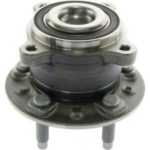 Wheel Bearing and Hub Assembly-Premium Hubs Rear Centric 406.62003