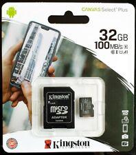 For Nextbase 212 312GW 412GW 512GW Dash Cam 32GB Kingston Micro SD Card 100MB/s