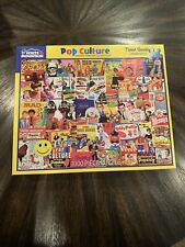 POP CULTURE - 1,000 Piece Jigsaw Puzzle by White Mountain