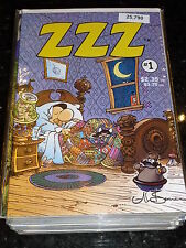 ZZZ Comic - No 1 - Date 03/2000 - Alan price Comics