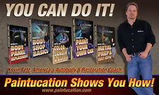 PAINTUCATION INSTRUCTIONAL   SIX DVD SET KEVIN TETZ NEW!