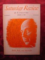 Saturday Review January 8 1949 JOHN DOS PASSOS EDMUND FULLER