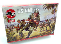 AIRFIX® 1:76 WW2 US MARINES VINTAGE MODEL KIT SOLDIERS WORLD WAR 2 A00716V