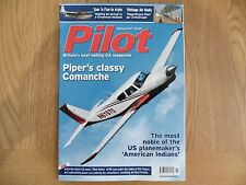 Pilot October 2017 Cessna TTX, 50 years of Pilot, African skies, Riat USAF 70th