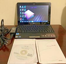 """ASUS EEE 1008P-KR-PU37-BR 10.1"""" 2GB RAM / 320GB HDD Netbook PC - WORKS GREAT!"""