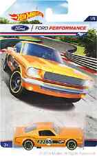 HOT WHEELS '65 MUSTANG 2+2 FASTBACK ☆ FORD PERFORMANCE 2016 ☆ #01/08