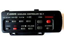 CANON CAMCORDER REMOTE CONTROL WL-1