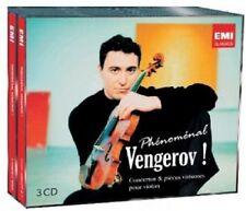MAXIM/VARIOUS VENGEROV - PHENOMENAL VENGEROV 3 CD NEU