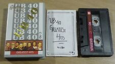 Cassette K7 Tape UB 40 Greatest Hits C-90 GS 230 Indonesian Label Gibson records