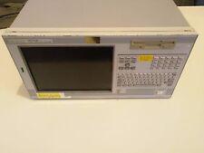 Hewlett Packard HP Agilent 16702A Logic Analysis System w/ 16555D and Opt. 003