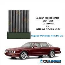 JAGUAR XJR XJ300 SERIES CLOCK LCD VDO DISPLAY SCREEN 1994 - 1999 NEW FROM UK