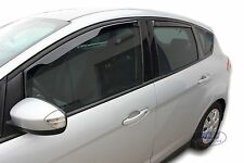 wind deflectors for ford b max 2016