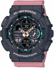 Casio G-Shock GMAS-140-4A Analog-Digital S-Series Resin Women's Watch