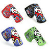 Golf Putter Cover Blade Headcover Funny Head Cover PU Leather for Golfsport New