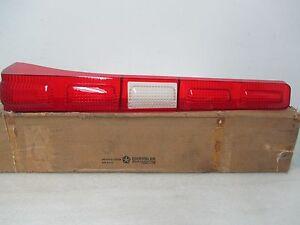 Mopar NOS 1969 Dodge Monaco Left Hand Tail Lamp Lens EX/Wagon 2932749