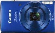 Canon - PowerShot ELPH190 20.0-Megapixel Digital Camera - Blue