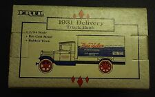 ertl 1931 Delivery truck bank TRUE VALUE